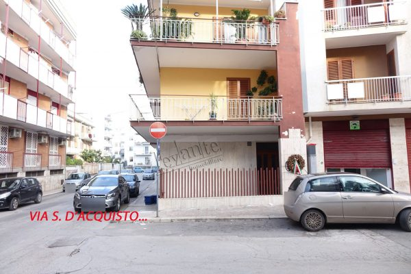 ZONA VIA KENNEDY, FITTASI LOCALE COMMERCIALE